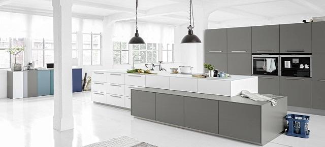 Kuchnia w industrialnym wnętrzu  nowoczesne kuchnie   -> Kuchnia Polowa Odbiór Sanepidu