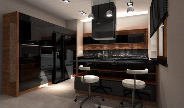 zaprojektuj swoj� kuchnię w 3 d nowoczesne kuchnie