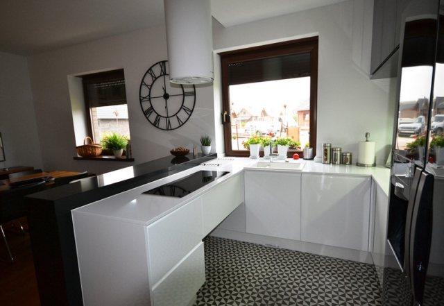 Aran acje projekty kuchni z salonem projekt salonu z for Polaczenie kuchni z salonem