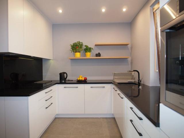 Jak Urządzić Wąską Kuchnię Kuchnieportalpl