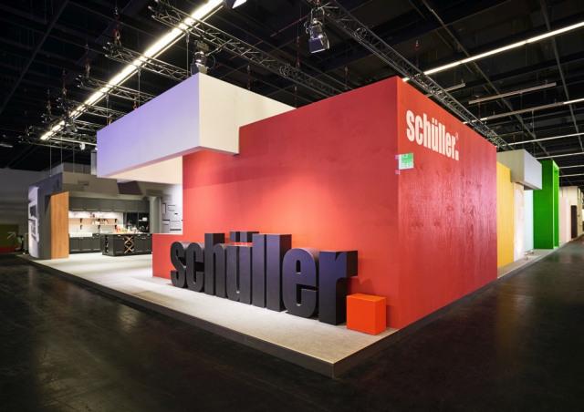 Kolorowa Kuchnia Przyszłości Schüller Na Living Kitchen