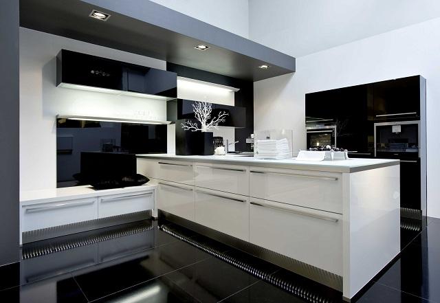 Kuchnia W Black White Kuchnieportal Pl