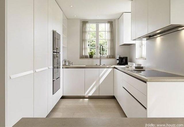Jak zaprojektowa i wyposa y meble do ma ej kuchni U shaped kitchen ideas uk