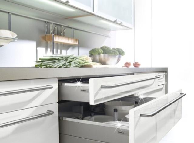 Szczelność szafek i szuflad kuchennych ? na co zwrócić uwagę ?
