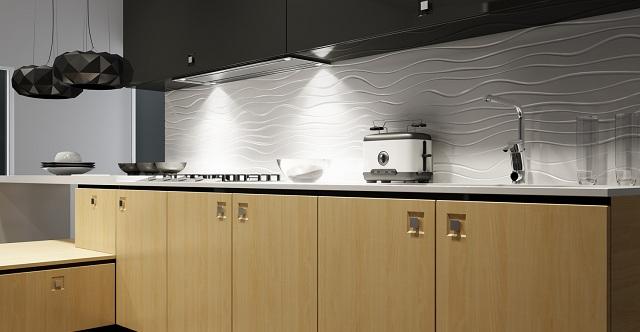 nowo w aran acjach wn trz panele moduloform. Black Bedroom Furniture Sets. Home Design Ideas