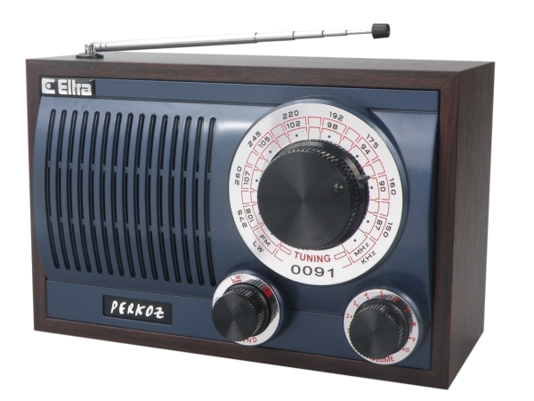 radio eltra perkoz