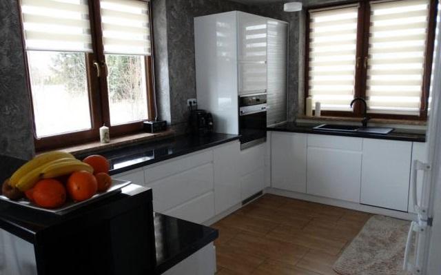 Jasne meble kuchenne w modnych aranżacjach  kuchnieportal pl -> Kuchnie Nowoczesne Jasne Kolory