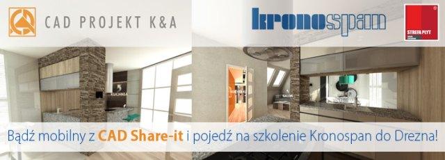 Konkurs ?Bądź mobilny z CAD Share-it i pojedź z Kronospanem do Drezna?-jpg.