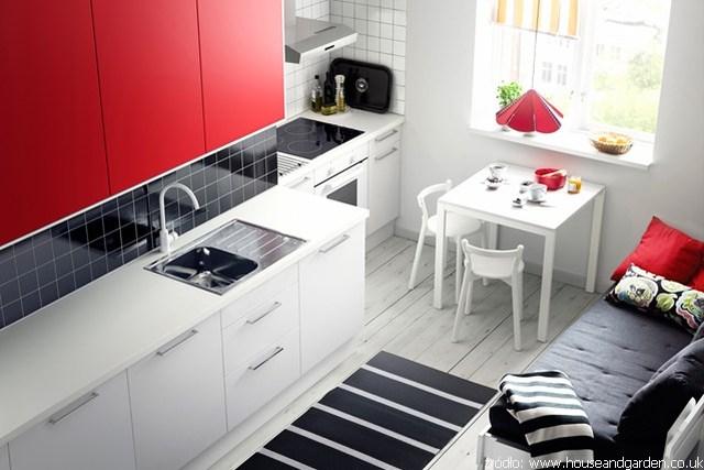 Kuchnia W Bloku Projekty Kuchni W Bloku Aran Acje Urz Dzenie Modne Kuchnie