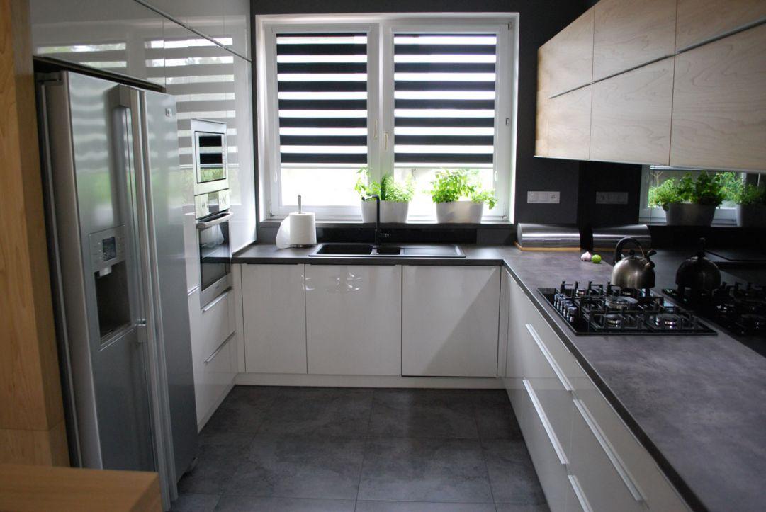 Projekty malych kuchni w bloku