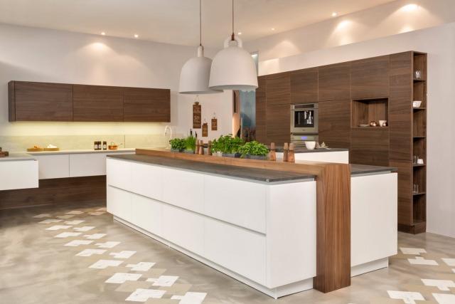 Kuchnia obsługiwana smartfonem i inne rozwiązania od Alno   -> Kuchnia Meble Ceneo