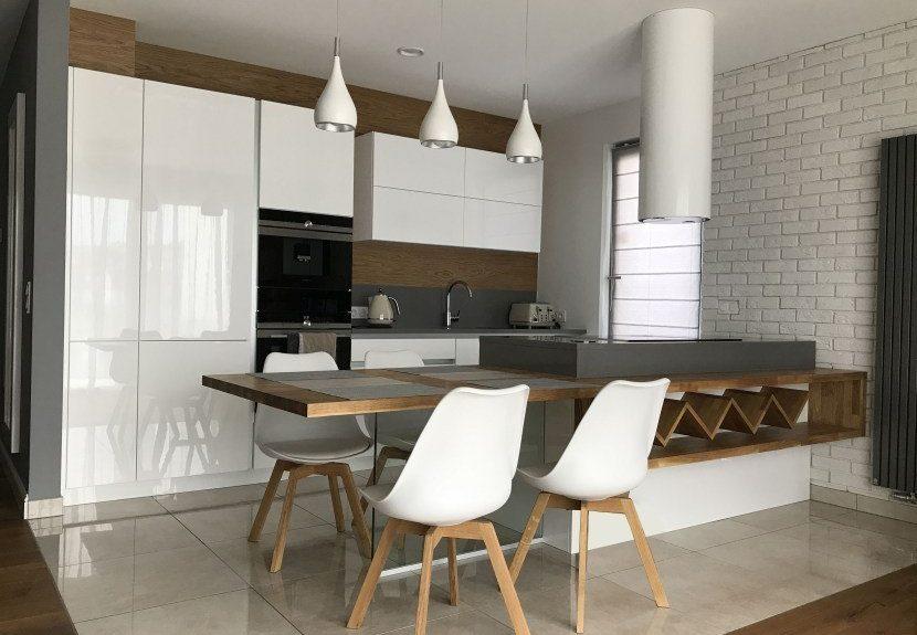 nowoczesne kuchnie projekty kuchni inspiracje forum