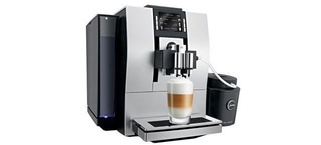Kawa z idealnie gładką pianką dzięki technologii Fine Foam