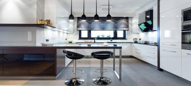 Najlepsza kuchnia stycznia – piękno i funkcjonalność