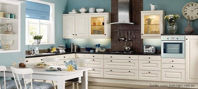 Meble kuchenne z drewna, płyty MDF czy fornirowane – jakie wybrać ?