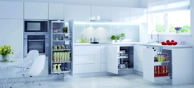 Ergonomia w kuchni – jak z produktami REJS funkcjonalnie zaprojektować kuchnię