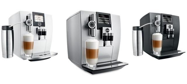 Designerskie ekspresy do kawy w wyjątkowej kolorystyce