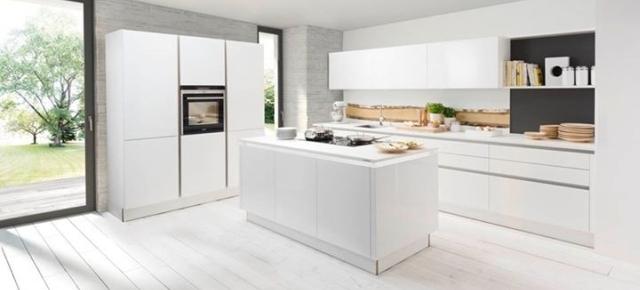 jasne meble kuchenne w modnych aranżacjach kuchnieportalpl