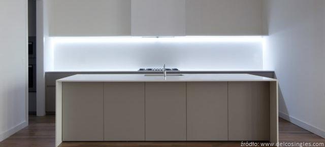Oświetlenie podszafkowe w kuchni. Różne techniki i aranżacje