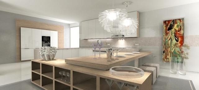 Fotorealistyczne projekty kuchni i mieszkań – zobacz najciekawsze przykłady!