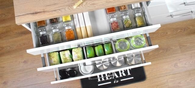Comfort Box Rejs – szuflady stworzone z myślą o kuchni