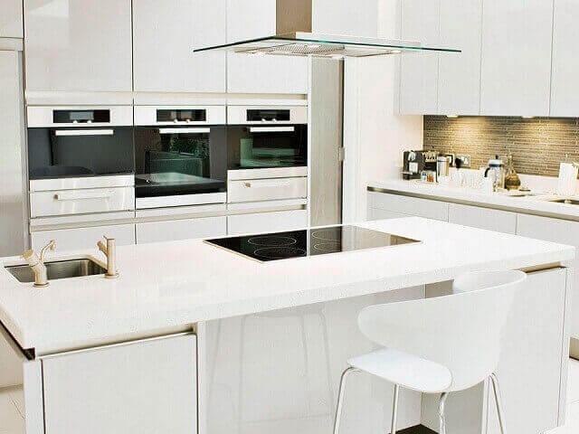 Wyspa w kuchni  za i przeciw  kuchnieportal pl -> Kuchnia Z Obrazem
