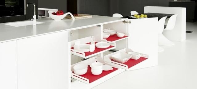 Wyposażenie szafek kuchennych – funkcjonalne pomysły!