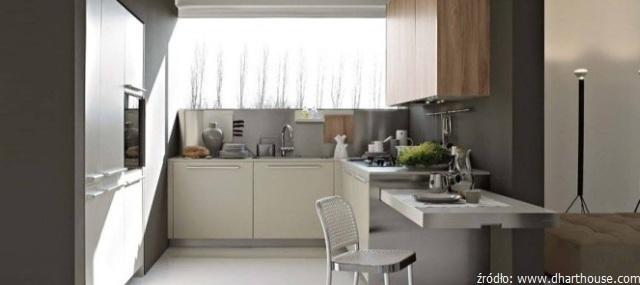Jak zaprojektować i wyposażyć meble do małej kuchni?