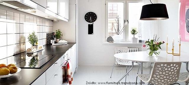 Jak urządzić jadalnię w kuchni?