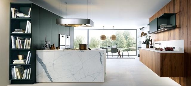 Jak wyróżnić wnętrze? Kontrasty w nowoczesnej kuchni