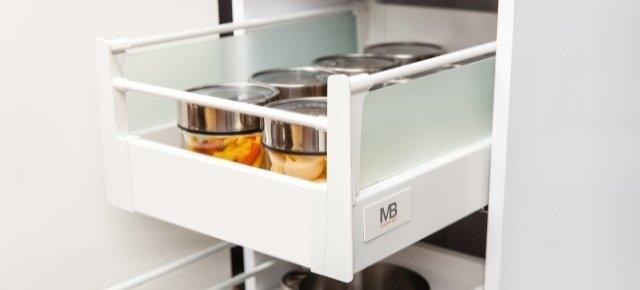 Nowoczesna alternatywa dla koszy cargo – system szuflad Modern Box od GTV