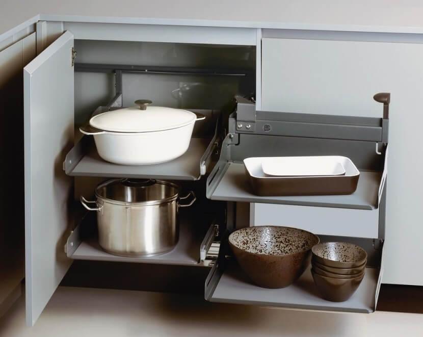 Funkcjonalna kuchnia w wersji kompaktowej