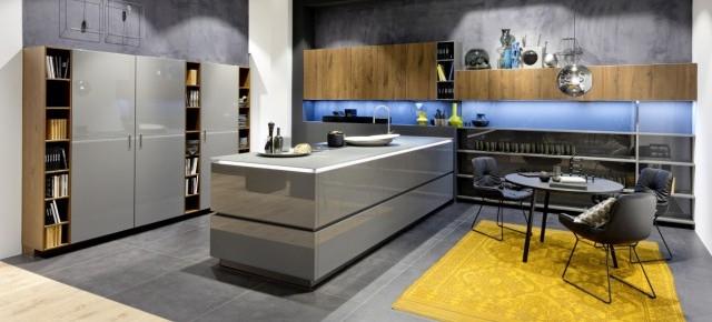 Trendy: bezszwowe łączenie kuchni i salonu