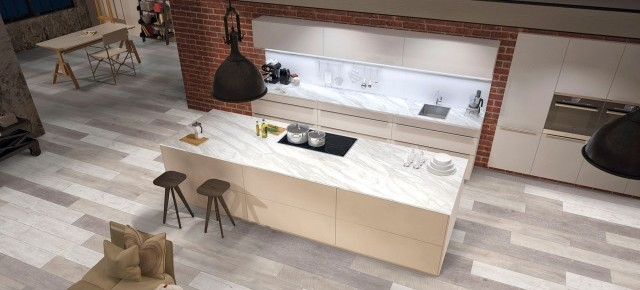 Jak dbać o blaty kuchenne pokryte laminatem?