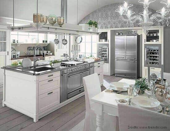 Kuchnia w stylu angielskim meble kuchenne styl angielski jak j urz dzi - Cucine meravigliose ...