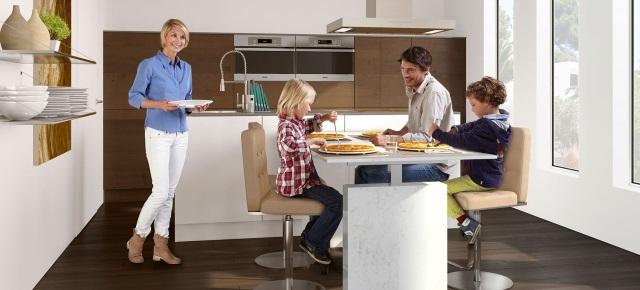 Funkcjonalna jadalnia w każdej kuchni!