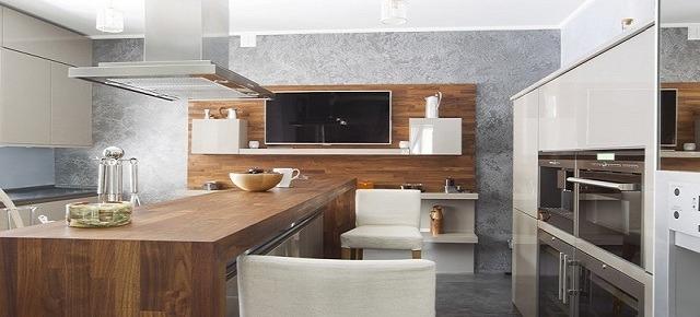 Styl minimalistyczny w kuchni