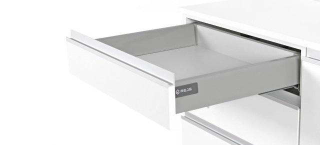 Comfort Box – funkcjonalny i komfortowy system szuflad REJS