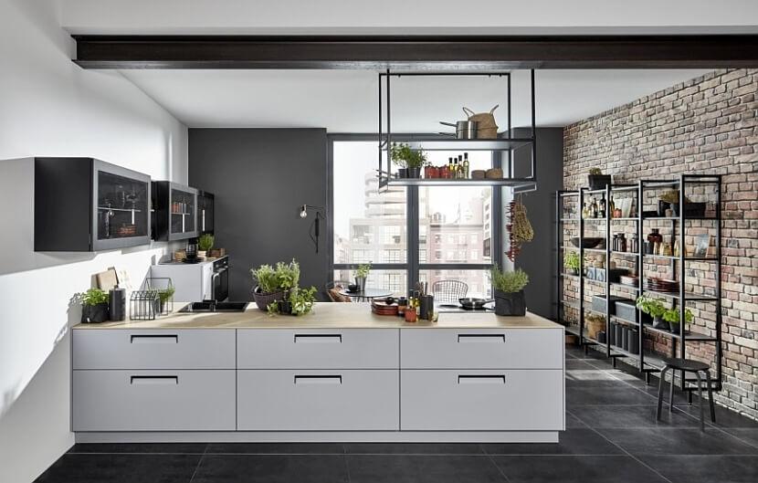 Image Result For Wohnzimmer Und Kuche In Einem Raum