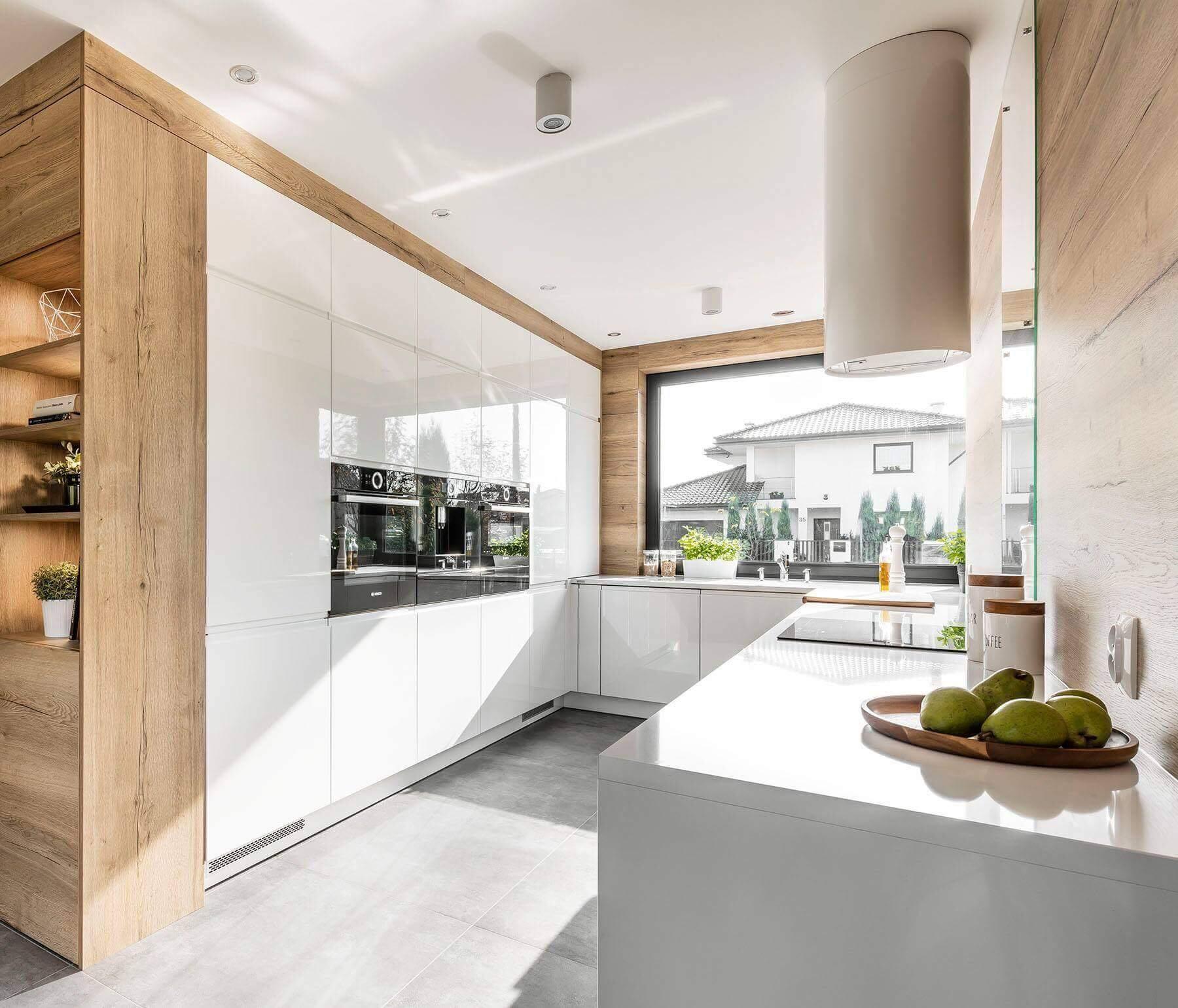 Baster Kuchnie – Firmowe Studio WFM Kuchnie i Nolte Kuechen