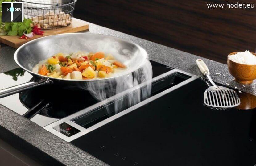 Rewolucja w projektowaniu kuchni: czy znasz już blaty BORA?