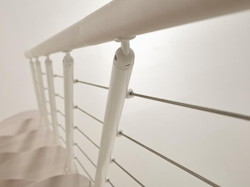 Fonta - balustrada schodów