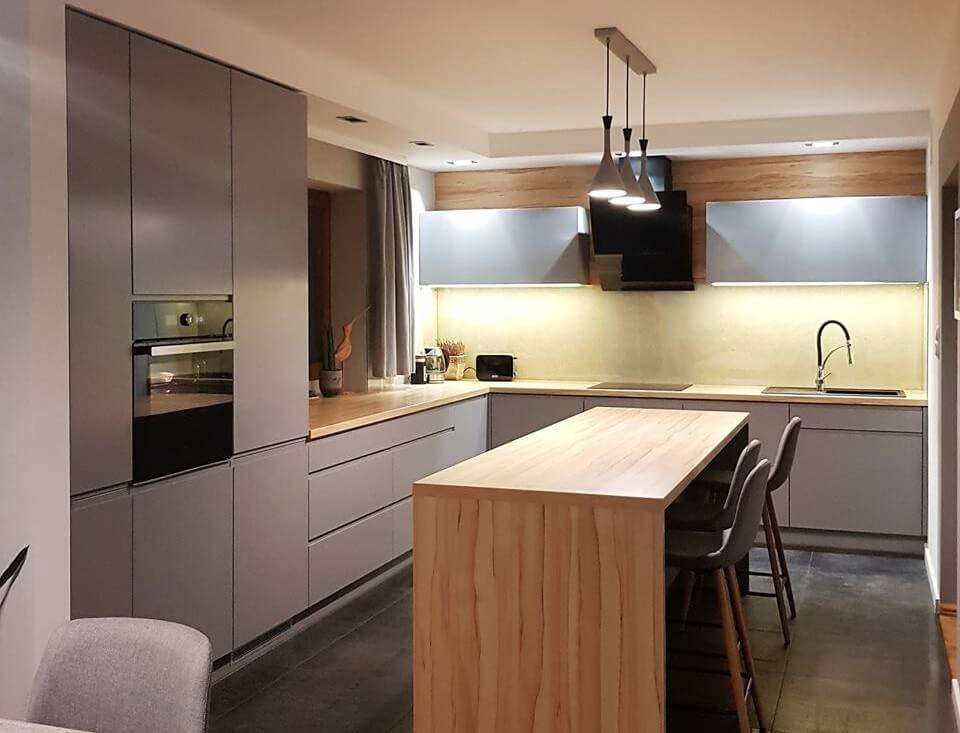 Projekt-Kuchnie