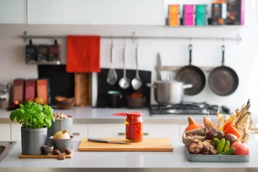 Oświetlenie w kuchni - porady