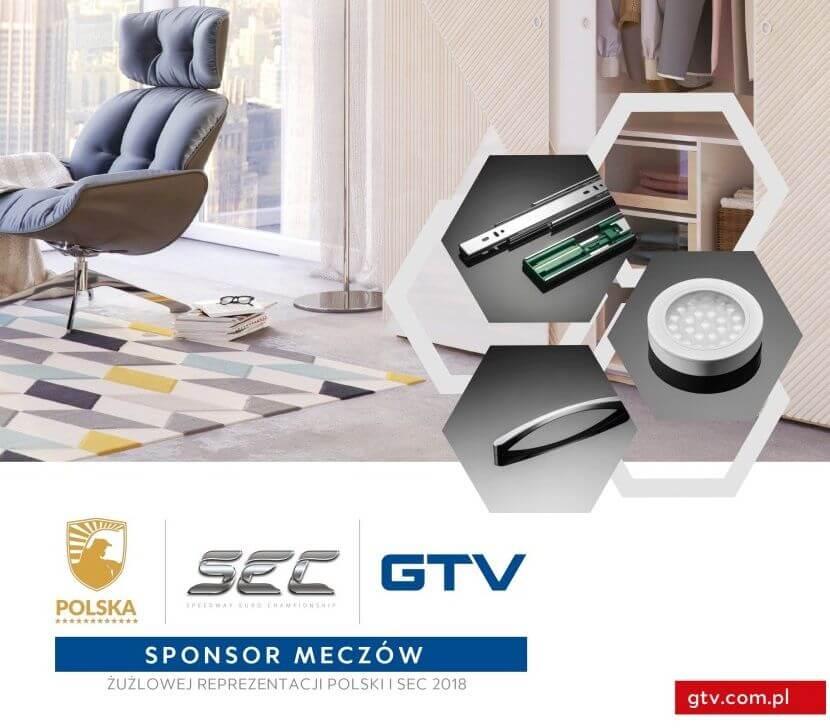 GTV sponsorem Speedway Euro Championship i Żużlowej Reprezentacji Polski