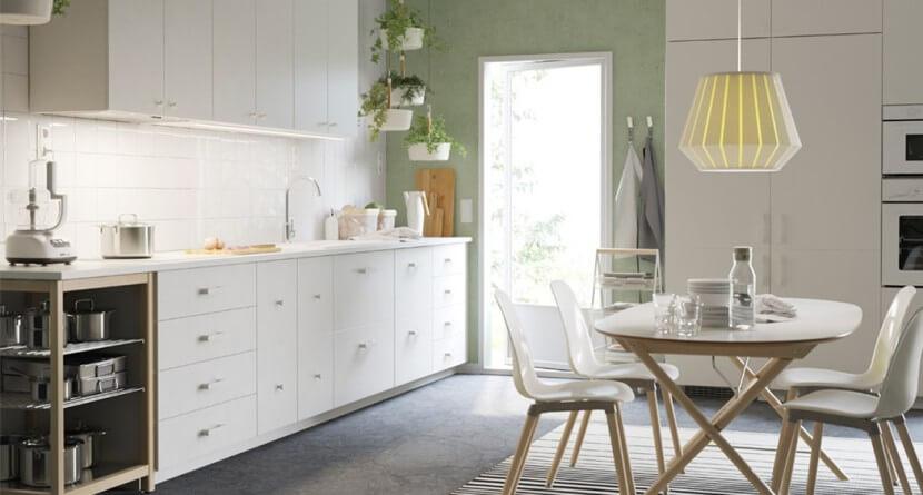 Jakie wybrać dodatki do białej kuchni?