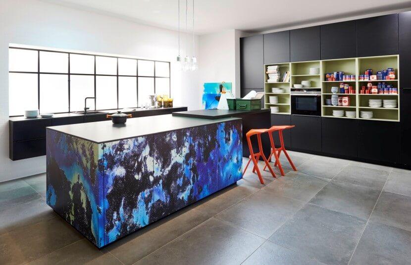 Przechowywanie w kuchni - pomysłowe rozwiązania od Nolte Küchen