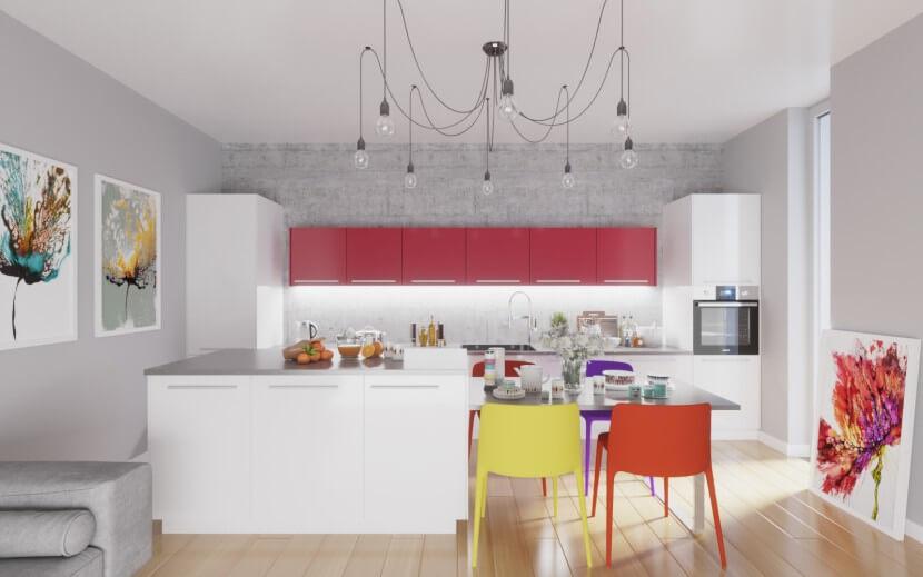 Stół do kuchni nowoczesnej