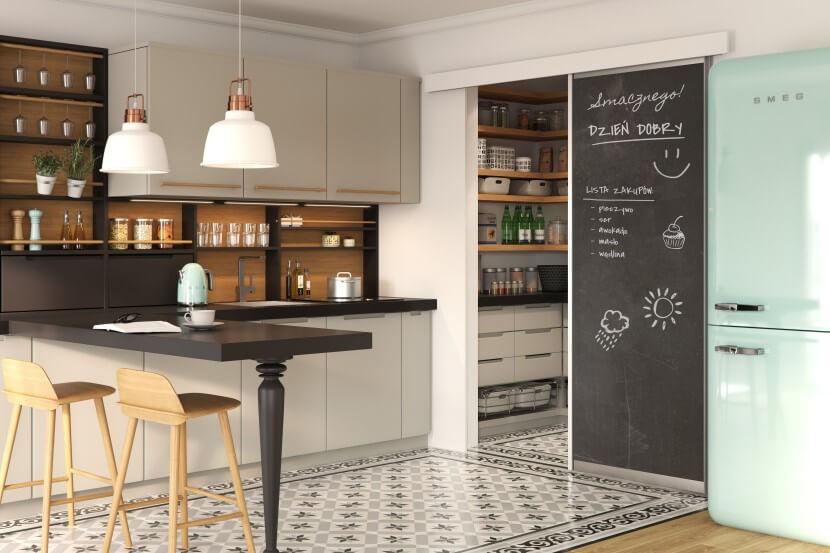Sposoby na funkcjonalne przechowywanie w kuchni