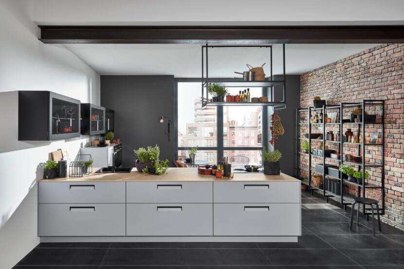 Fronty kuchenne Integra od Nolte Küchen